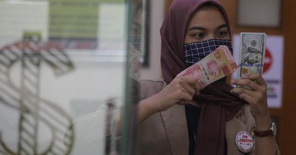 Yield US Treasury Mulai Turun, Rupiah Diramal Menguat Terbatas - Makro Katadata.co.id