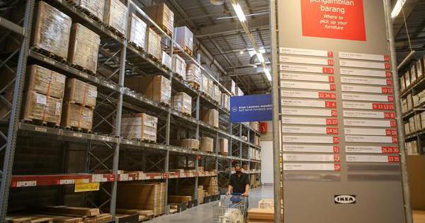 HERO Bayar Utang, Hero Jual Aset IKEA Sentul Rp 280 Miliar - Korporasi Katadata.co.id